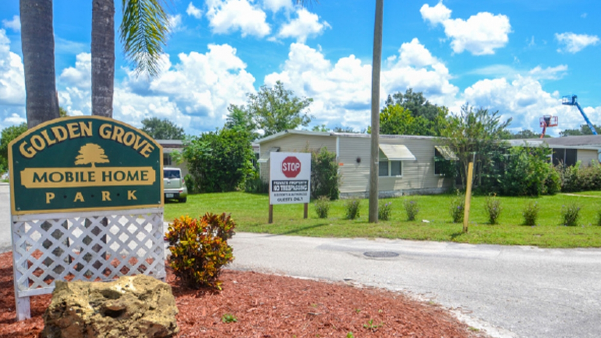 Golden Grove Mobile Home Park